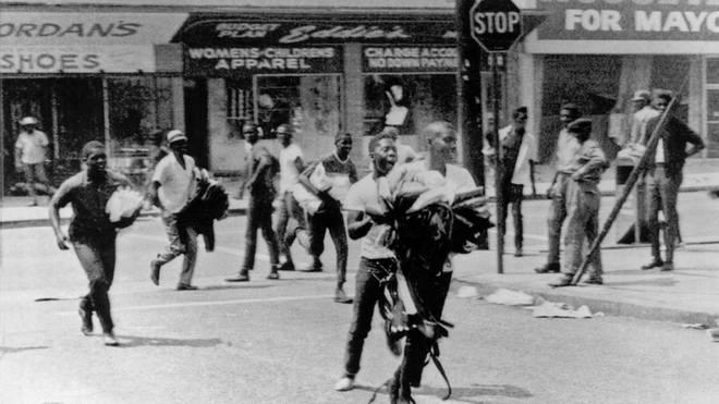 1965 Watts Riot
