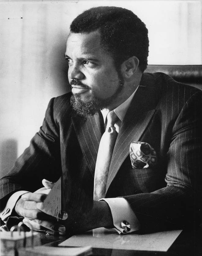 Berry Gordy in 1971