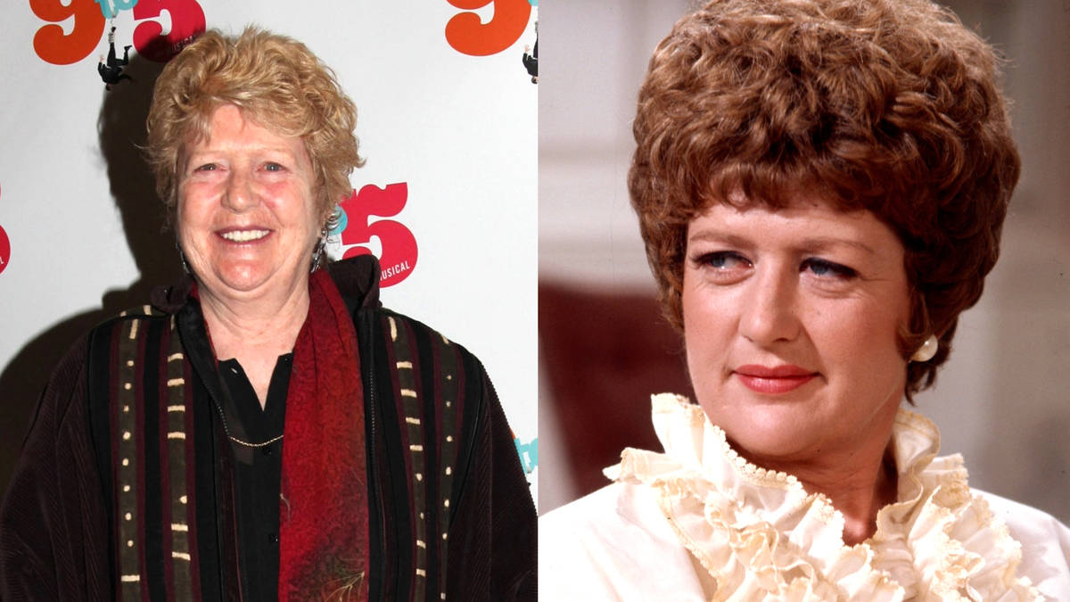9 to 5 secretary actress Peggy Pope has died, aged 91
