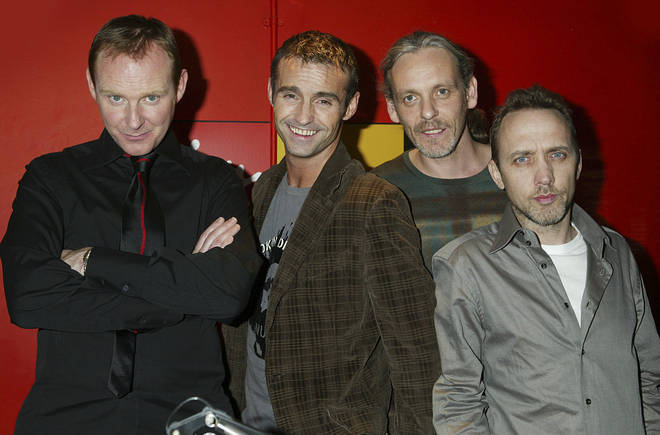 Marti Pellow formed Wet Wet Wet in the eighties with friends with friends Tommy Cunningham, Graeme Clark and Neil Mitchell.