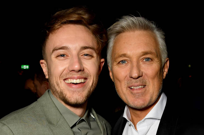 Roman Kemp and dad Martin Kemp are taking part in Celebrity Gogglebox 2020