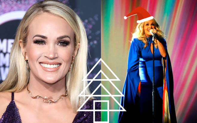 Carrie Underwood is releasing a Christmas album in 2020