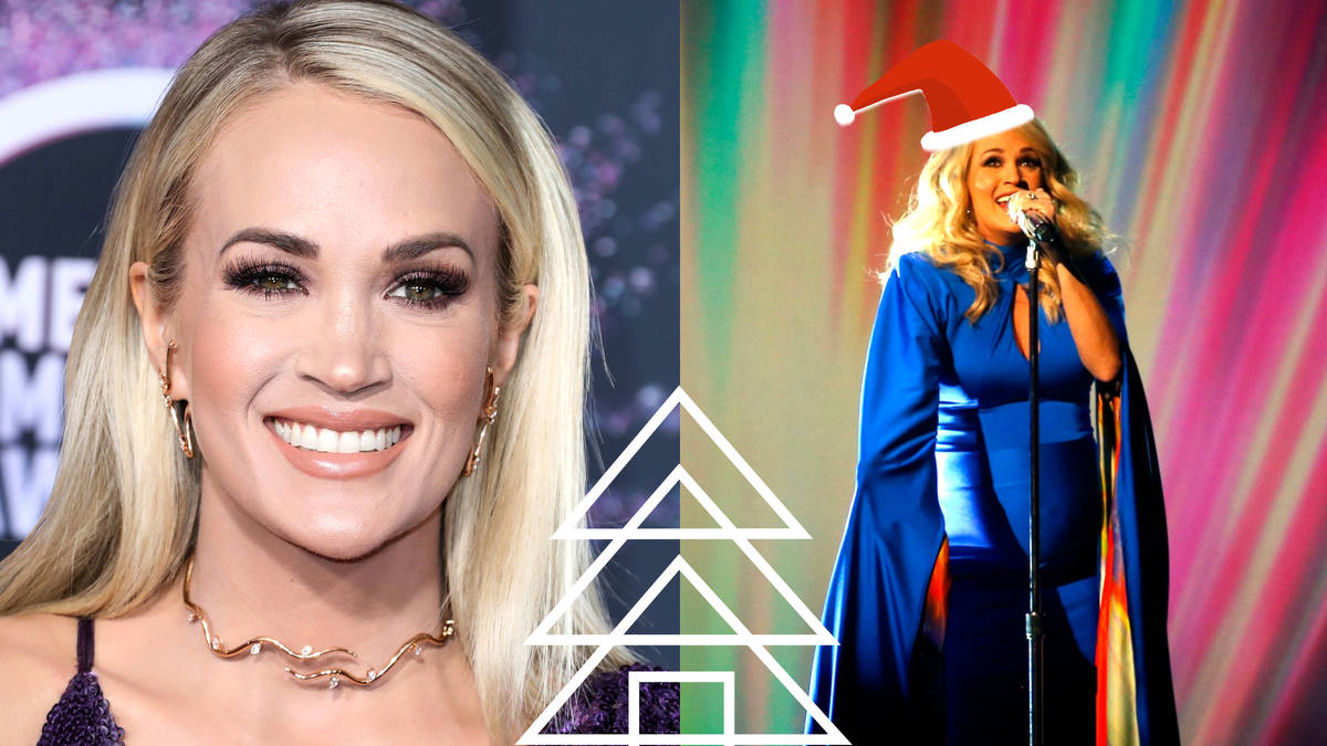 Carrie Underwood is releasing a Christmas album in 2020 - Smooth
