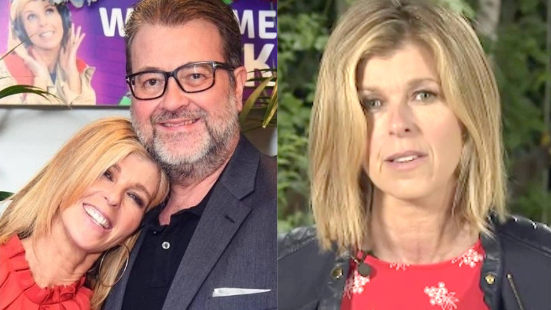 Kate Garraway Gives Emotional Tv Update On Husband Derek Draper I M Just So Smooth