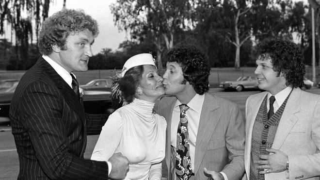 Tom Jones was best man to boxer Joe Bugner at his wedding to Marlene Carter in 1978
