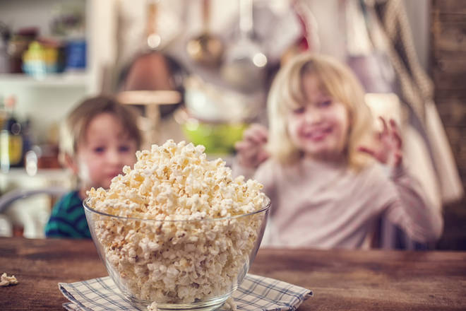 Choosing the right snacks for an at-home cinema or concert experience