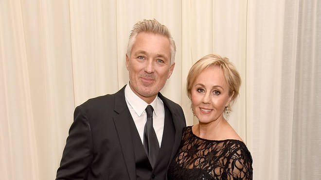 Martin Kemp and Shirlie Kemp