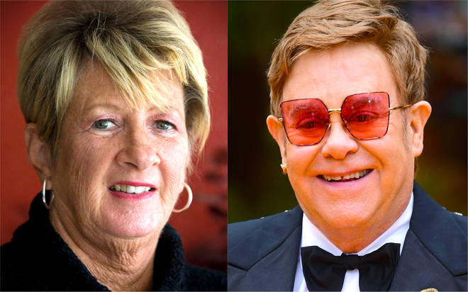 Elton John financially helps ex-fiancé Linda Hannon after she falls on hard times