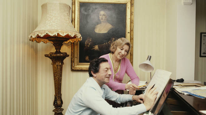 Vera Lynn and Harry Lewis in 1975