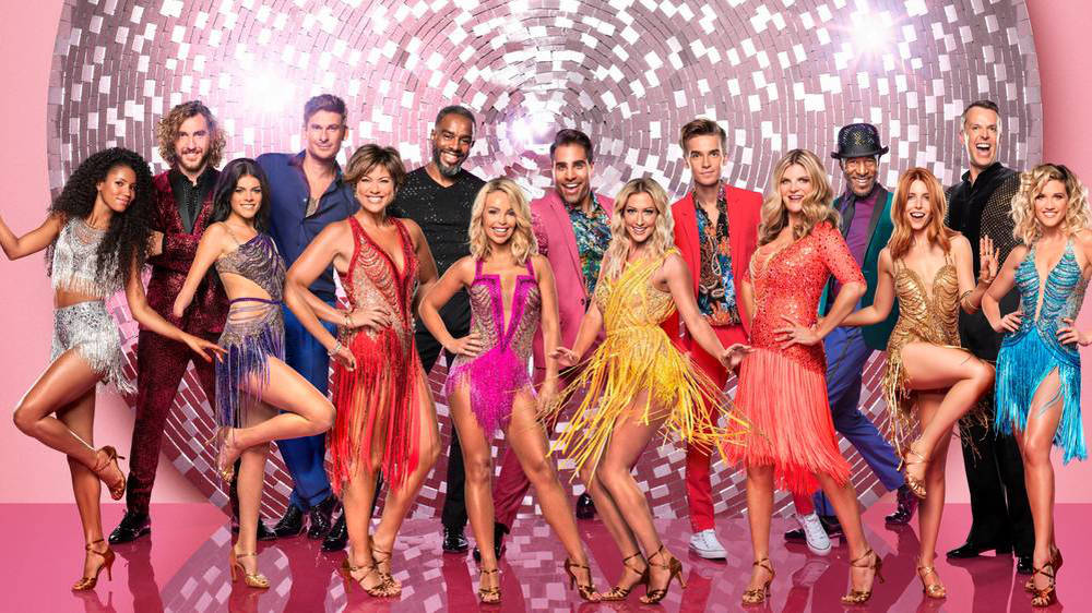 Strictly come dancing dating couples