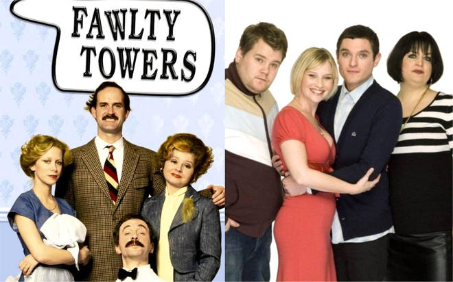 Fawlty Towers removed as Gavin and Stacey becomes latest TV sitcom facing axe over 'race row'