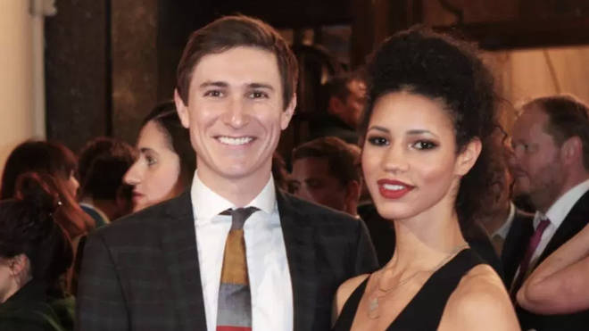 Tom Rosenthal and Vick Hope