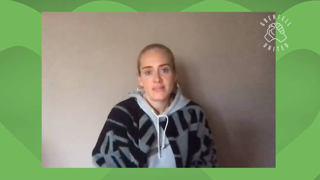 Adele shares emotional video on Grenfell fire's third anniversary as singer demands justice