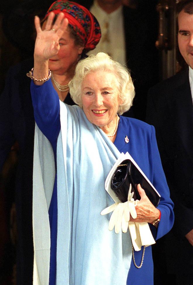 Dame Vera Lynn in 1999