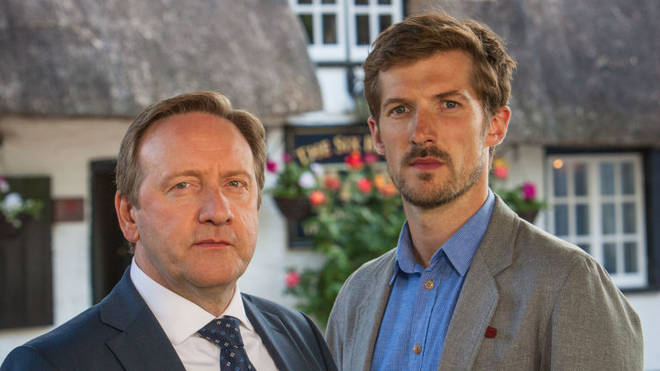 Gwilym Lee in Midsomer Murders