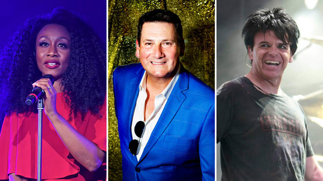 Beverley Knight, Tony Hadley and Gary Numan will stage drive-in concerts