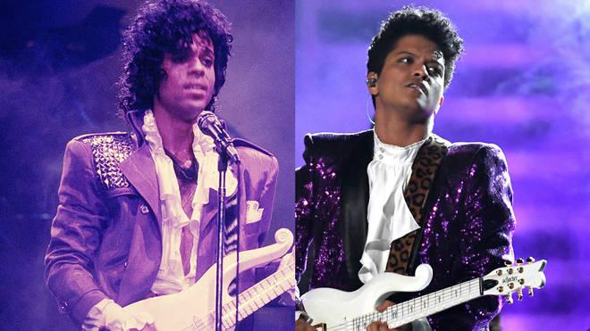 Prince/Bruno Mars