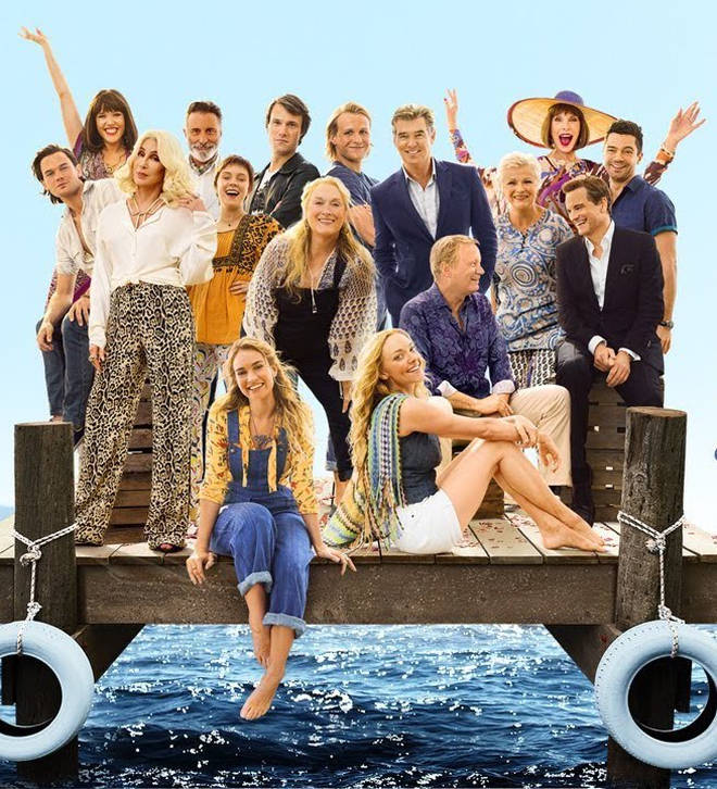 ABBA's Mamma Mia 3 film in talks as creator says: 'It's meant to be a trilogy'