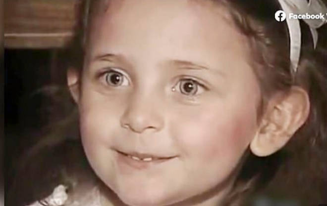 Paris Jackson's film trailer shows her speaking to her father when she was just a little girl (pictured)