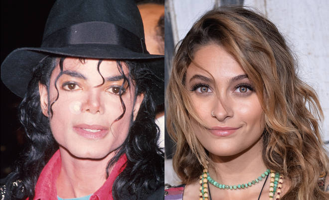 Paris Jackson has released new private footage of her father Michael Jackson