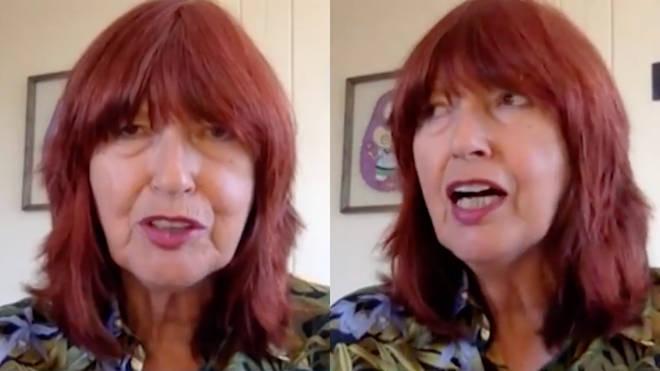 Janet Street-Porter on Loose Women