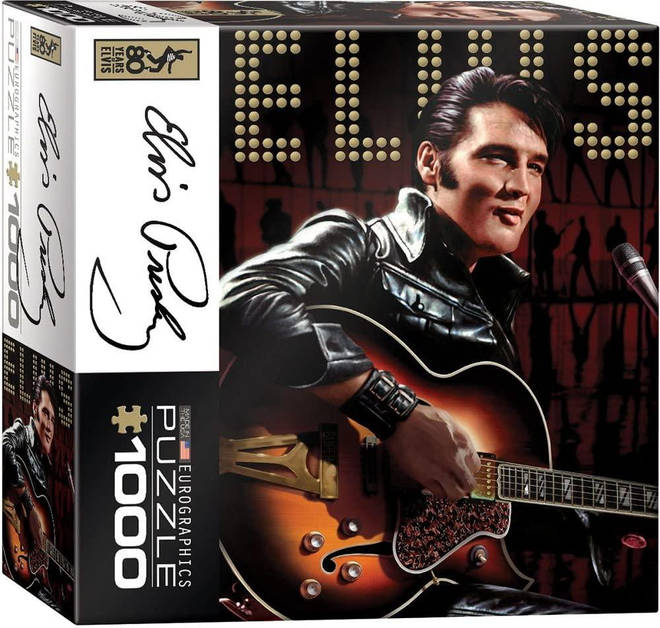 Elvis Presley jigsaw puzzle