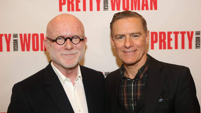 Bryan Adams and Jim Vallance
