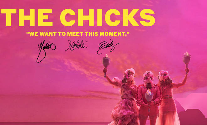 Dixie Chicks announce permanent name change to The Chicks as band release new music