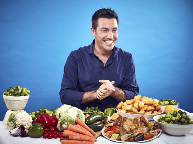 Gino D'Acampo is a popular TV chef