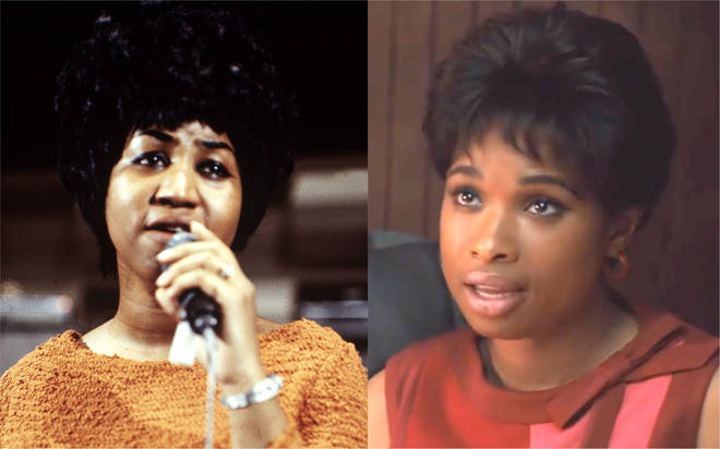Jennifer Hudson transforms into Aretha Franklin for new 'Respect' trailer