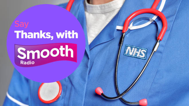 Say Thanks with Smooth NHS