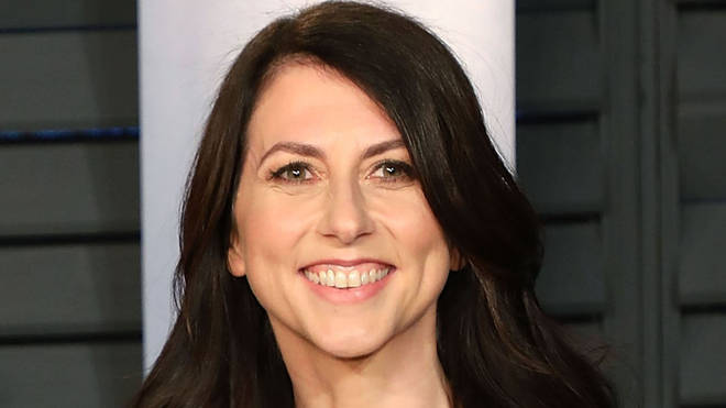 Mackenzie Bezos is the ex-wife of Amazon founder Jeff Bezos