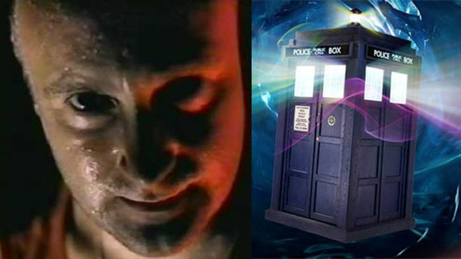 Phil Collins Doctor Who