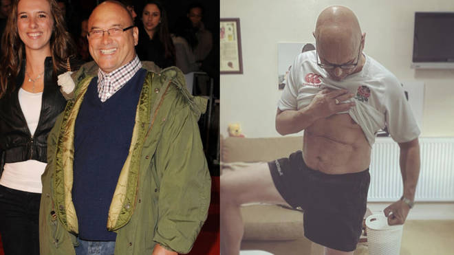 Gregg Wallace has lost an incredible 4 stone