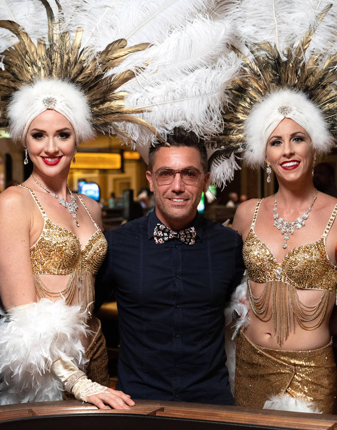 Gino D'Acampo confirmed as new host of Family Fortunes