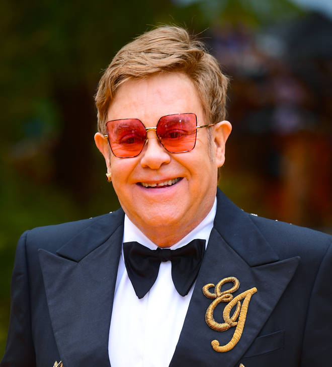 Sir Elton John to air classic concerts as he launches virtual YouTube series