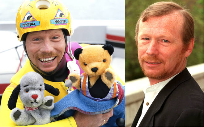 Sooty star Matthew Corbett 'nearly died from coronavirus' after 10 days in intensive care