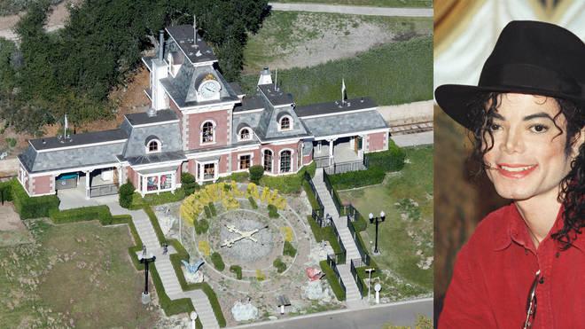 Michael Jackson's crumbling ranch now faces demolition