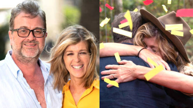 Kate Garraway's husband Derek Draper has woken from his three month coma caused by coronavirus