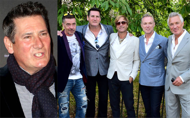 Tony Hadley hits out at Spandau Ballet's Gary and Martin Kemp's TV show and rules out reunion: 'I'm done'