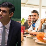 Rishi Sunak announced new vouchers for eating out in August
