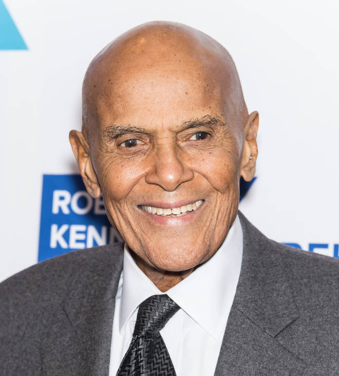 Harry Belafonte in 2017