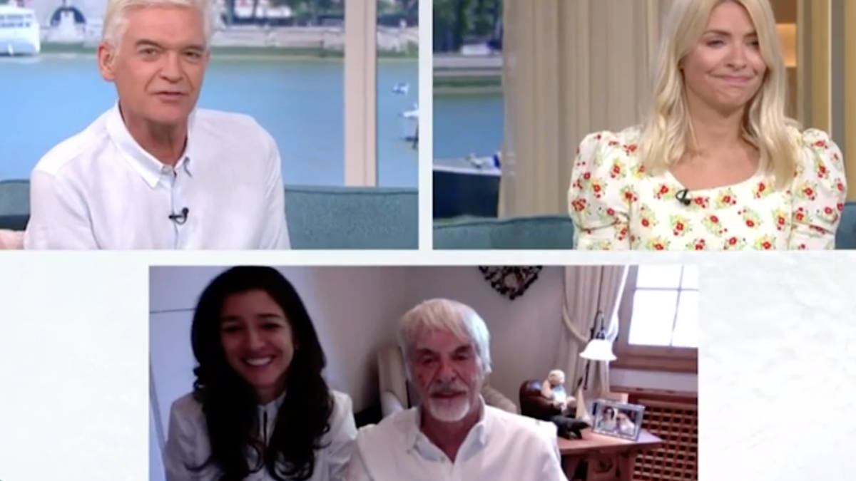 Bernie Ecclestone slammed by This Morning viewers after 'sexist' TV interview - video