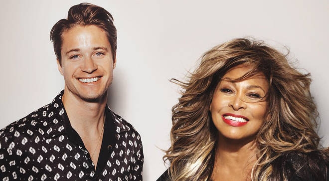 Tina Turner has collaborated with Kygo on her number one hit 'What's Love Got To Do With It?'