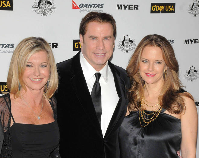 Kelly Preston Olivia Newton John Pays Moving Tribute To John Travolta S Late Wife Smooth