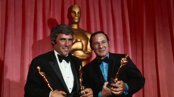 Burt Bacharach and Hal Davis in 1969