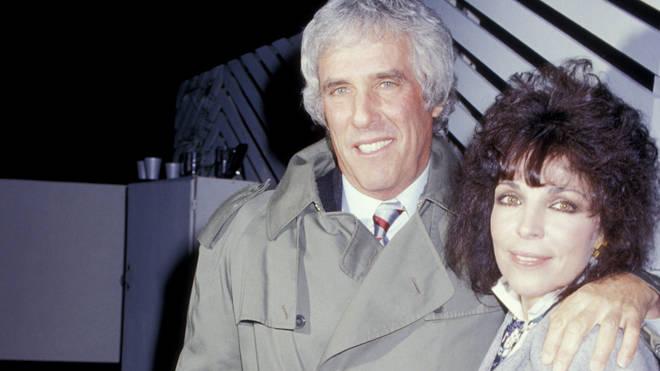 Burt Bacharach and Carole Bayer Sager in 1987