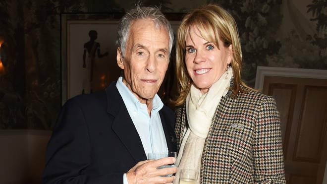 Burt Bacharach and Jane Hansen in 2015