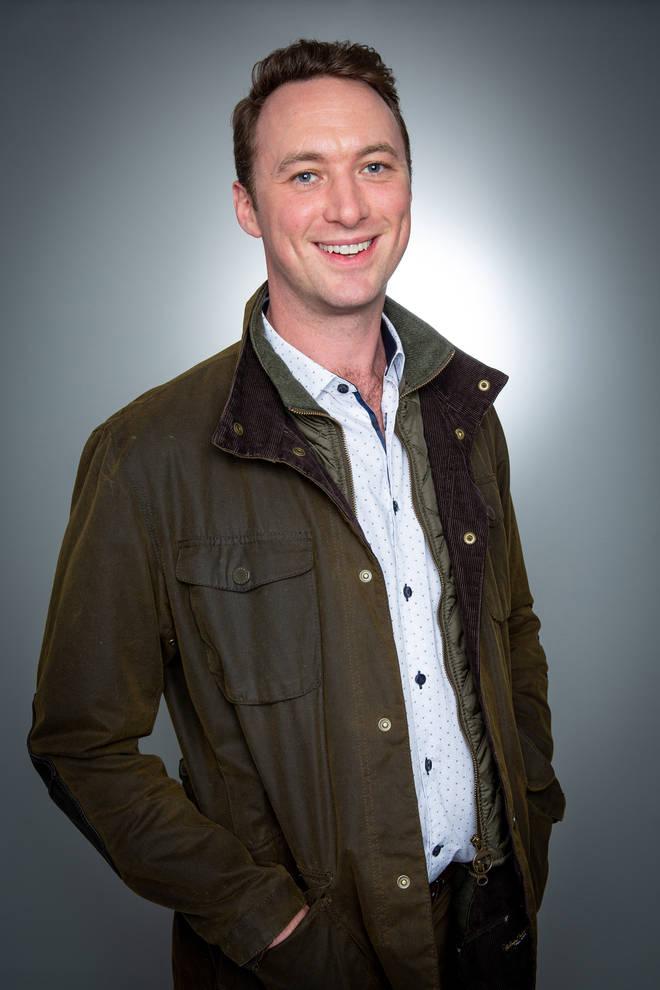 Jonny McPherson as Liam Cavanagh in Emmerdale