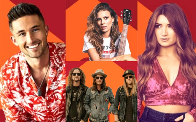 Michael Ray, Tenille Townes, The Cadillac Three and Twinnie to perform virtual Royal Albert Hall concert